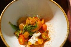 Sejah Farm Tomato & Mespil Salad