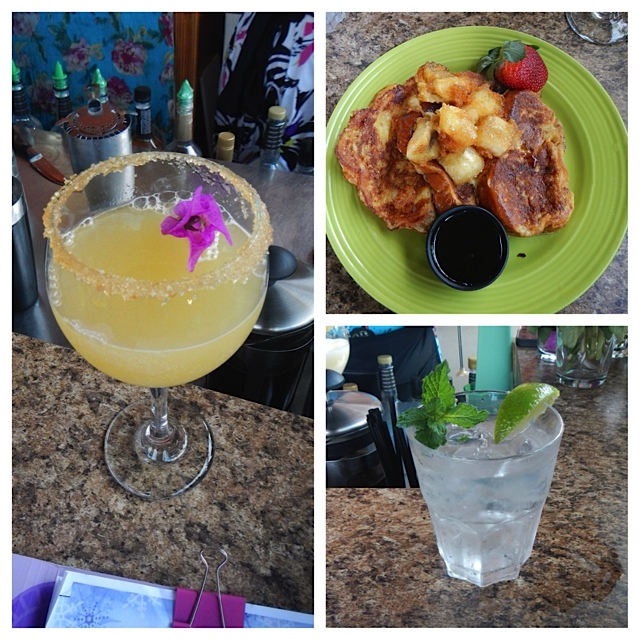 Chillbar Brunch Collage