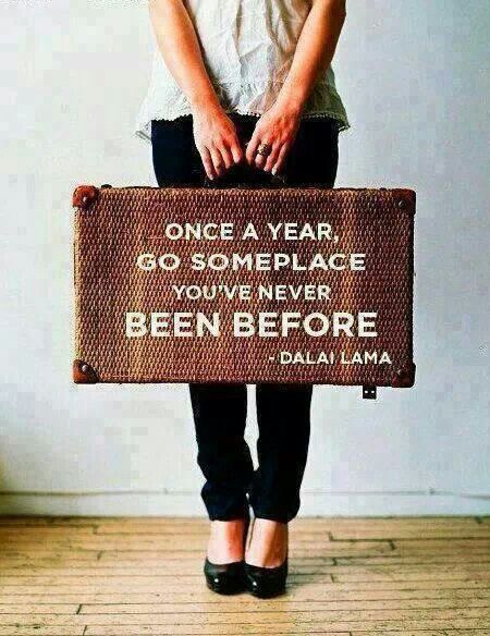 Once A Year Quote