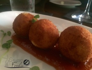 Goat Cheese Croquettes w_ Logo