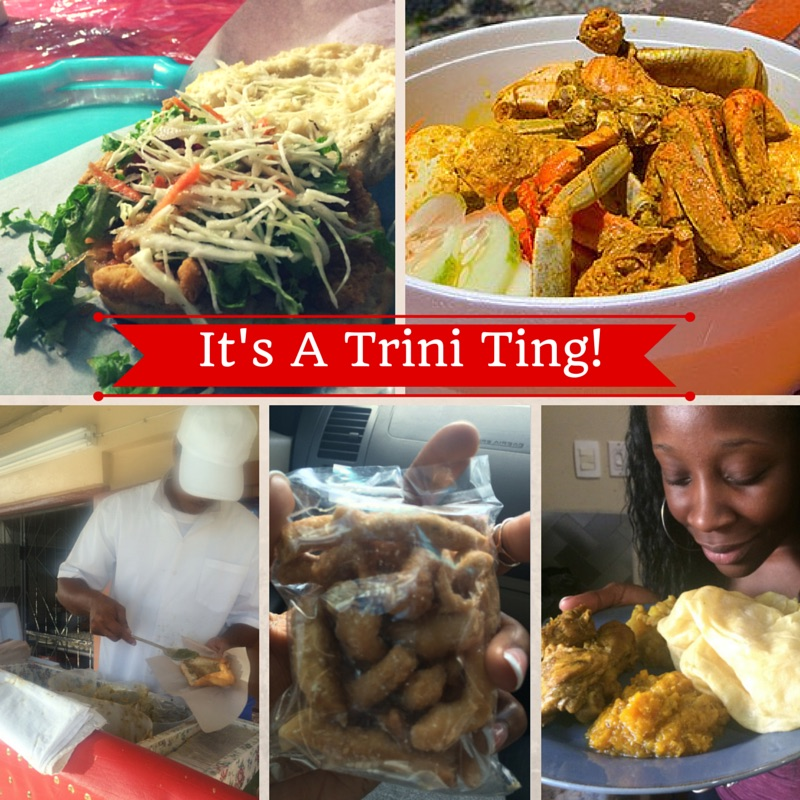 It's a Trini Ting Feature Pic