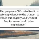 Eleanor Roosevelt Quote