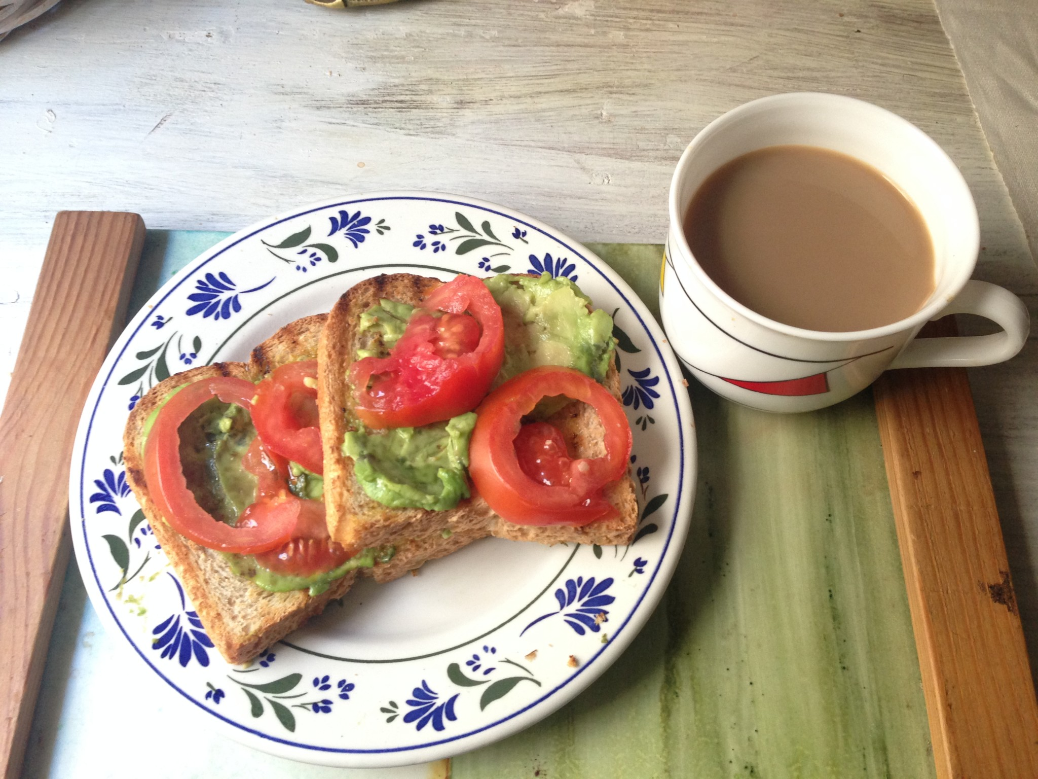 Adapt to Eating Habits of Country - Breakfast in Granada