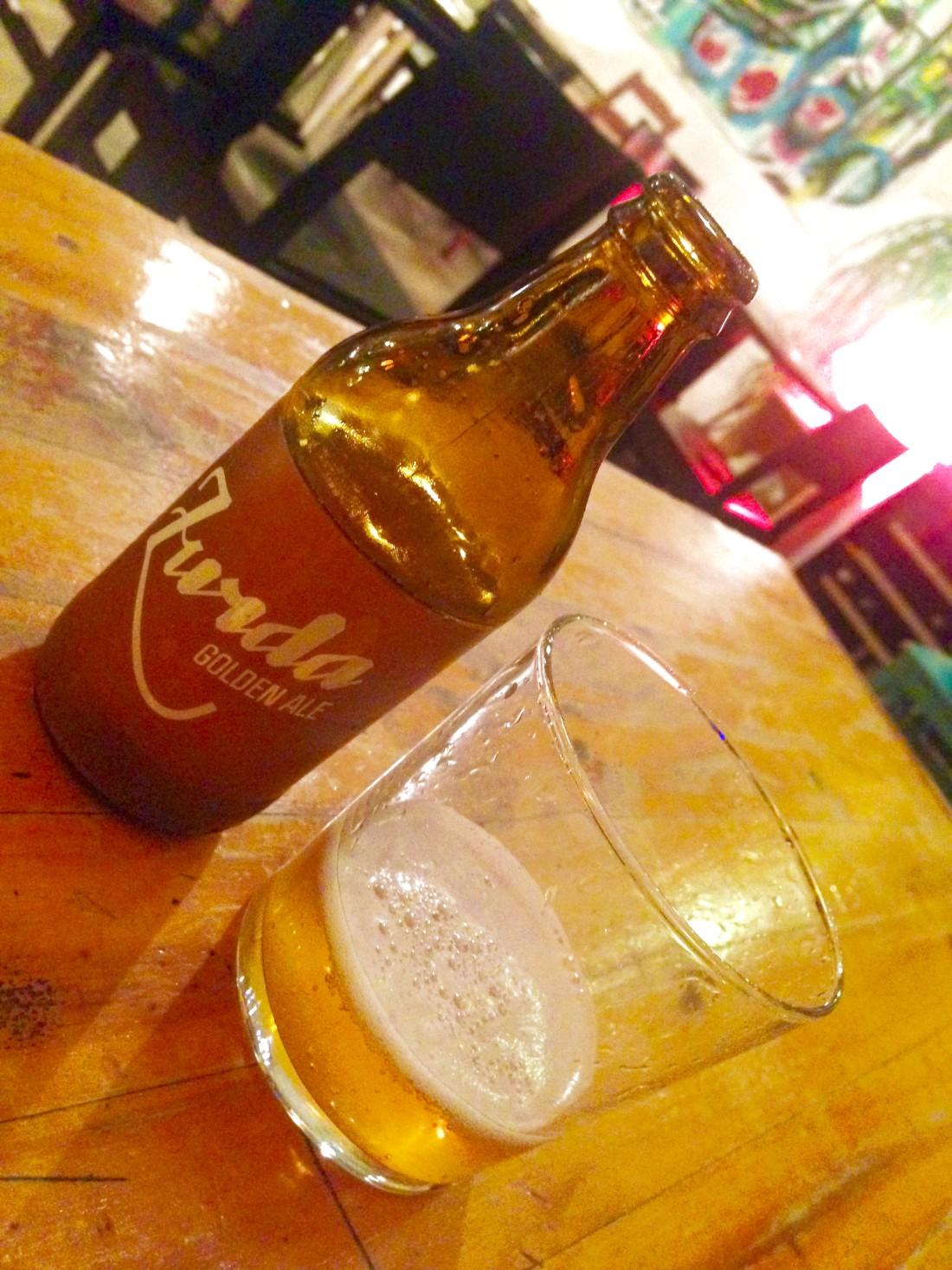 Craft Beer Find - Sevilla, Spain