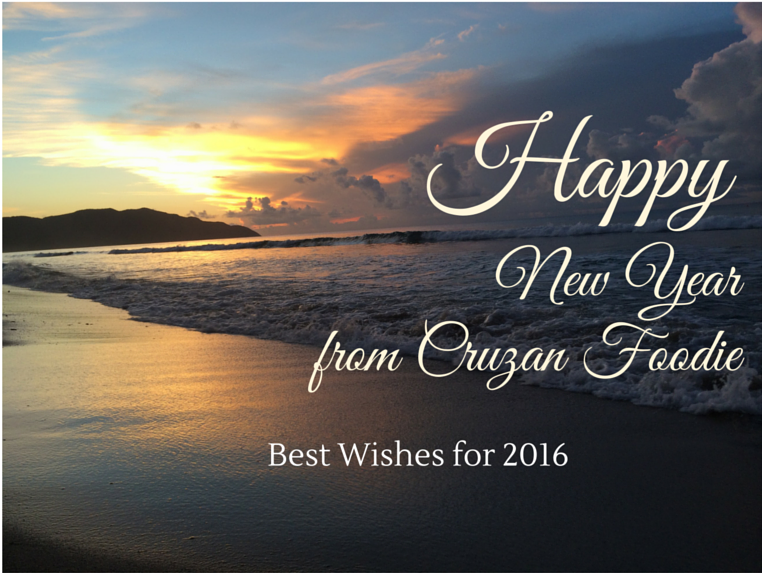 Happy New Year from Cruzan Foodie
