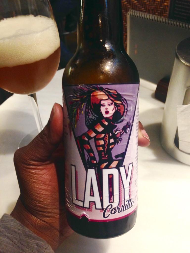 Craft Beer in Spain - Lady Corrillo