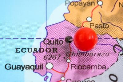 Wanderlust Wednesday - Quito Ecuador