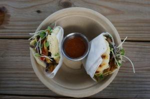 Vegan and vegetarian food on St. Croix - Ana's Living Food Truck
