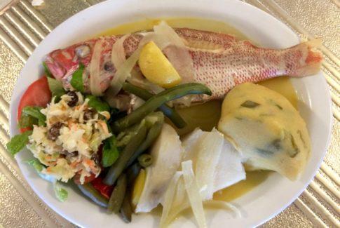 #FoodieFriday Fish & Fungi