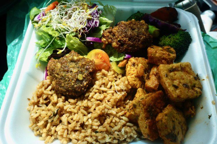Vegan and vegetarian food on St. Croix