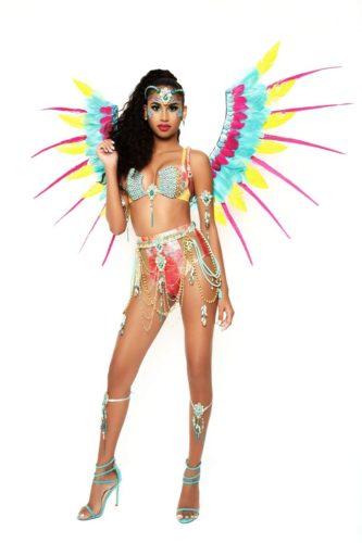 Barbados Crop Over Festival 2K17