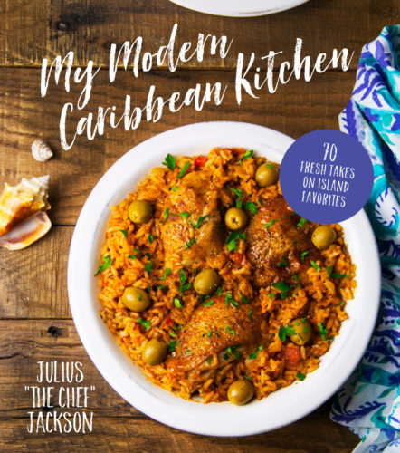 My Modern Caribbean Kitchen Cover