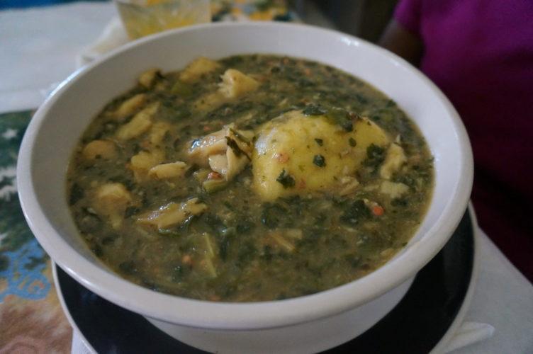 FoodieFriday Kallaloo