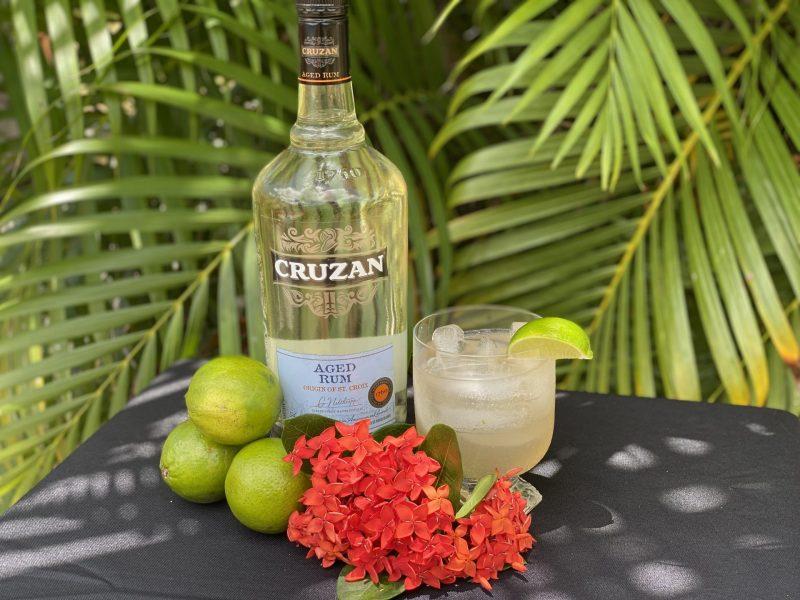 Cruzan Foodie Cocktail: The Vibe Remix