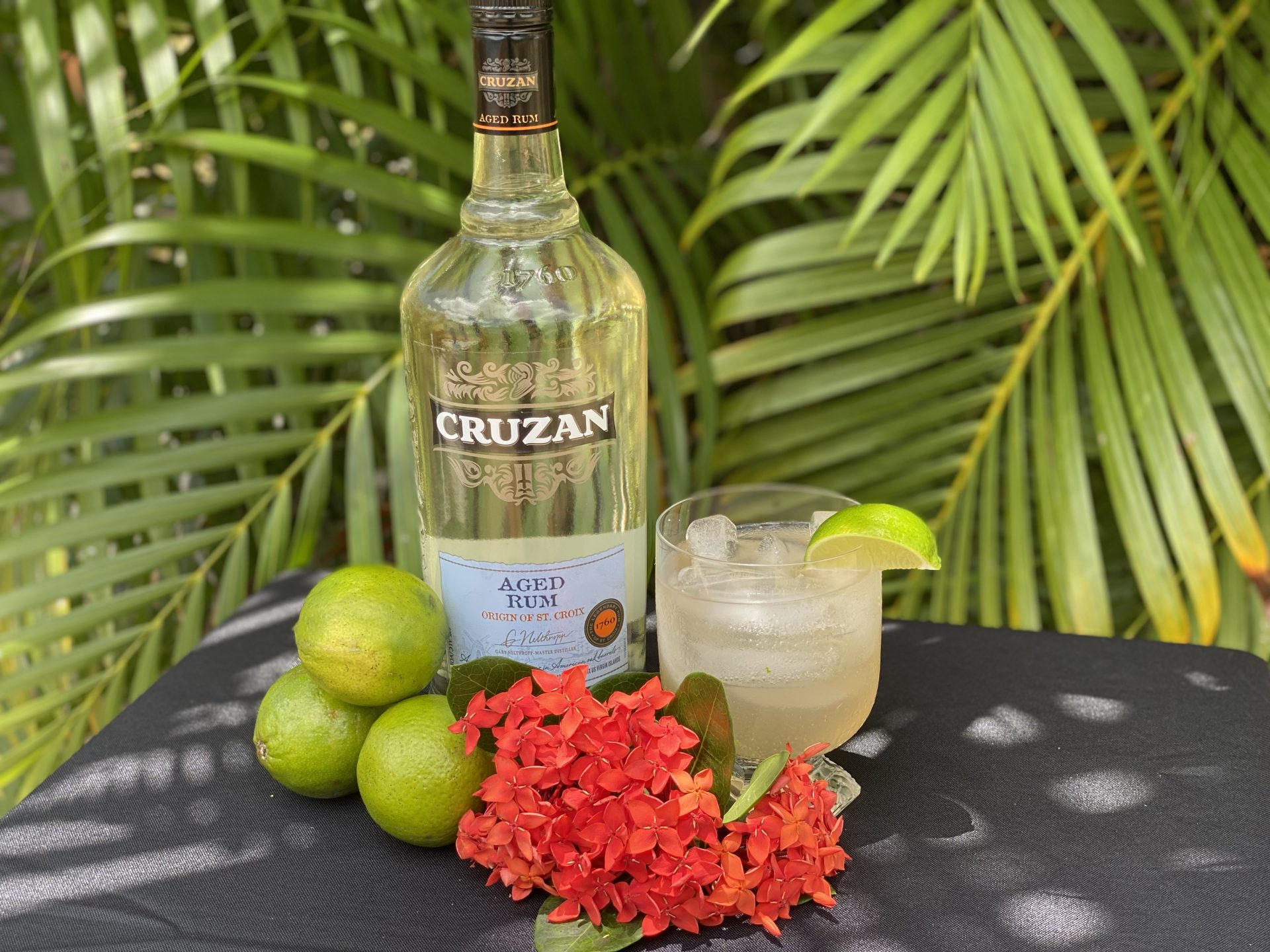 Cocktails with Cruzan Foodie