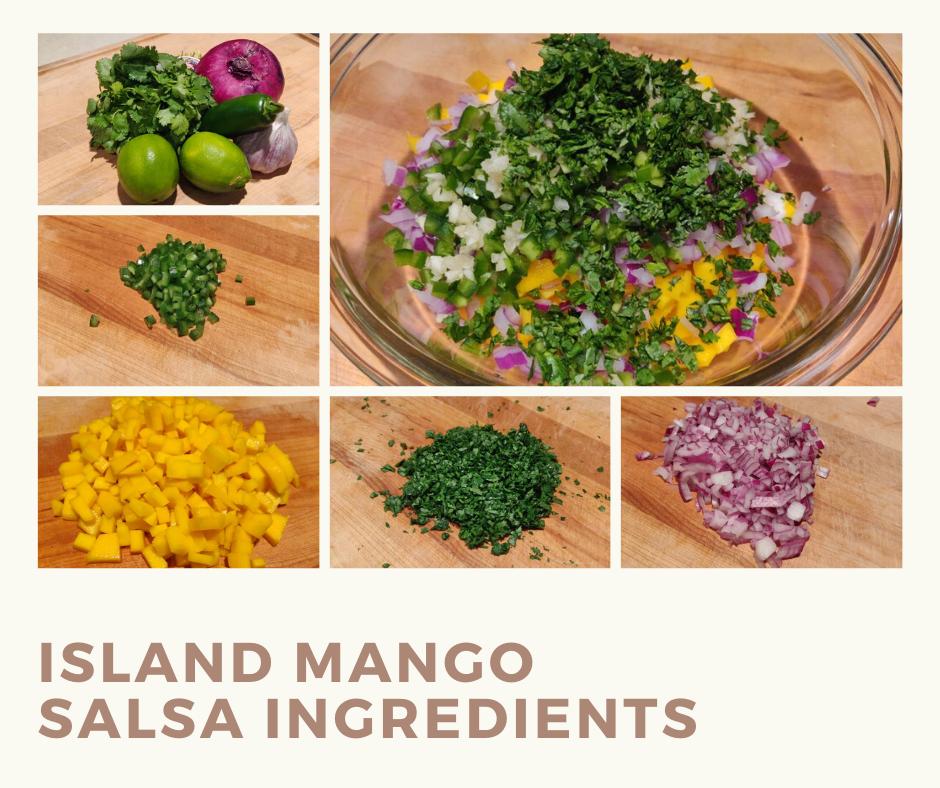 Island Mango Salsa